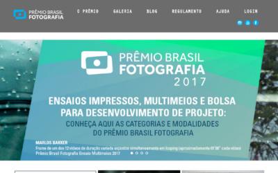 PRÊMIO BRASIL FOTOGRAFIA 2017 – Prêmios R$ 180.000,00