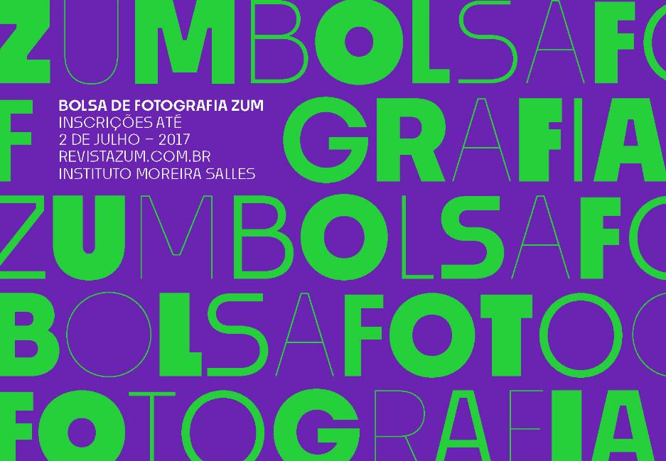 Inscrições abertas para Bolsa de Fotografia ZUM  /   IMS   2017  – R$ 130.000,00