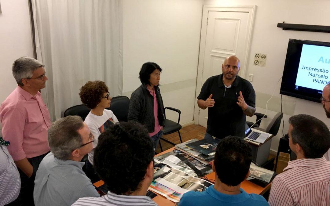 Workshop Impressão fine art