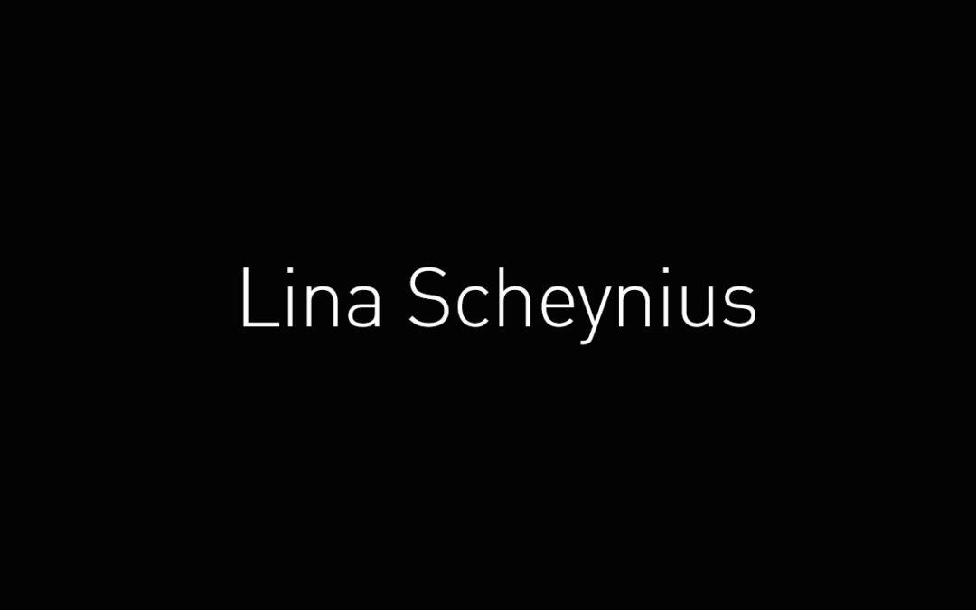 Lina Scheynius